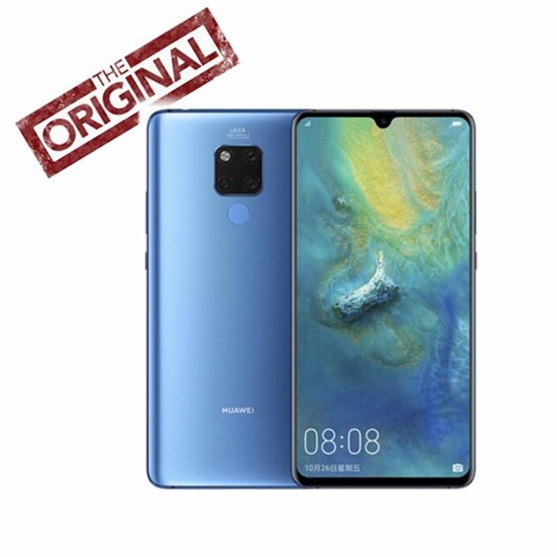 HUAWEI Mate 20 X Mate 20X Smartphone 7.2 inch Full Screen 2244x1080 Kirin 980 octa core EMUI 9.0 5000 mAh 4*Camera Quick Charger #displayresolution