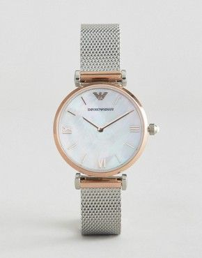 7363da655 Armani Exchange - Watches - Women's Watches - Designer Watches - ASOS.com