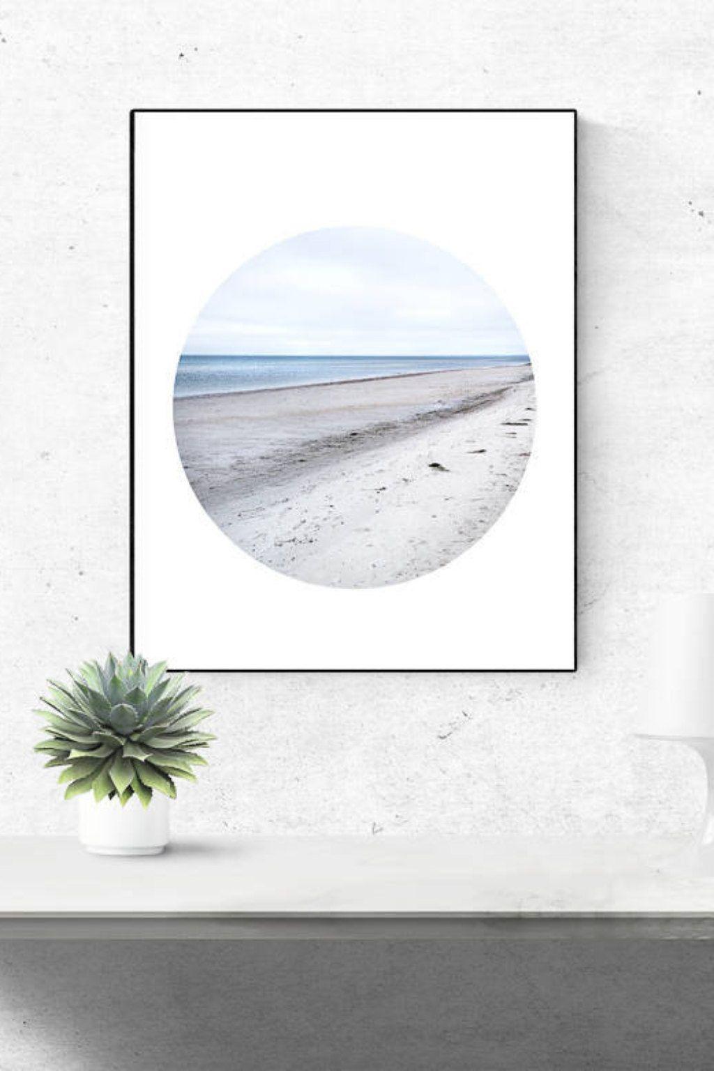 Coastal Seascape Wall Art Fine Art Photography Prints Bedroom