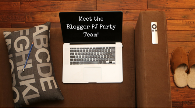 Hodge Podge Moments: Announcing the Blogger PJ Party Team
