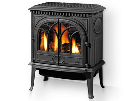 Jotul Gf 3 Bf 3 Gas Stove In Room Setting Wood Stove Gas Stove