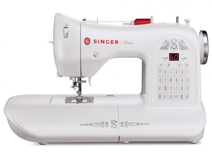 Nähen / Sticken #Singer #230011140 SINGER One Elektro Weiß ...