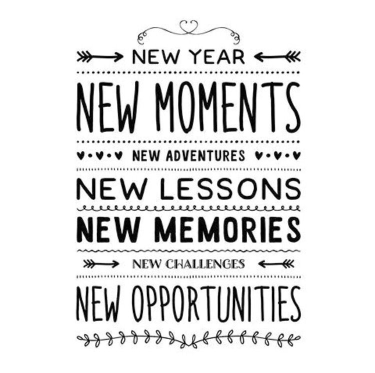 Happy New Year 2019 Positive Quotes