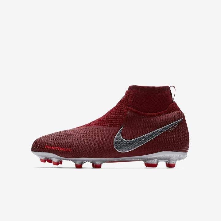 boys maroon football cleats