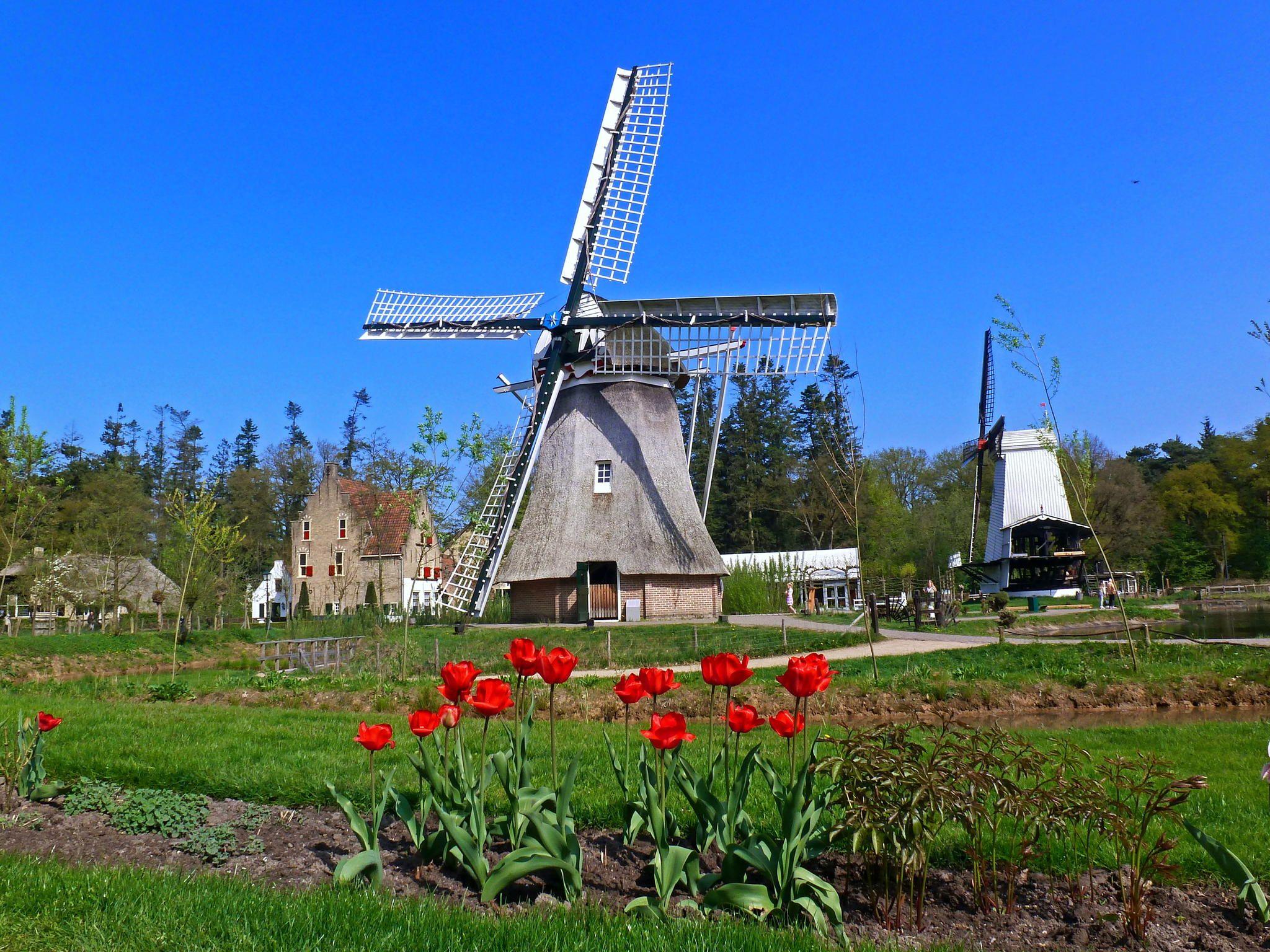 The Netherlands Open Air Museum (Dutch Nederlands
