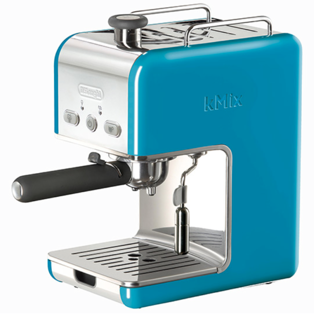 Kenwood Espresso machine.... I have this - in red! :)