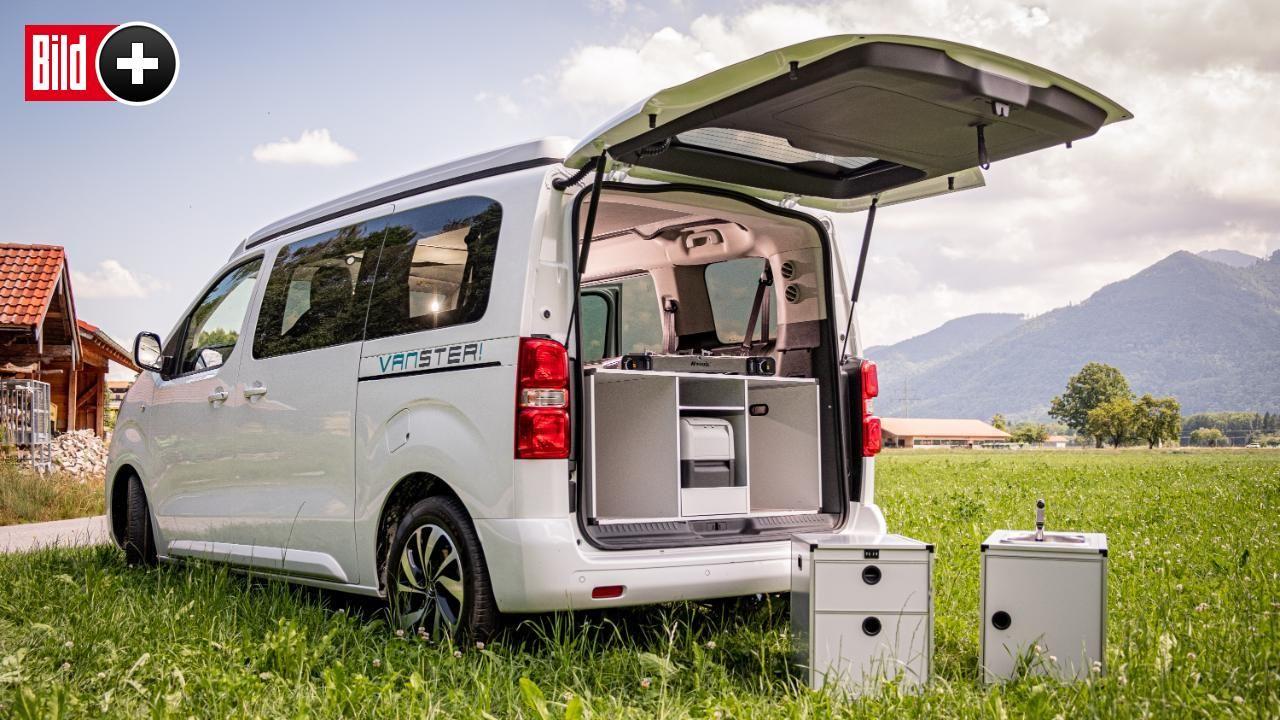 p ssl vanster dieser camper kostet 6000 euro weniger als seine basis camper kaufen camper. Black Bedroom Furniture Sets. Home Design Ideas