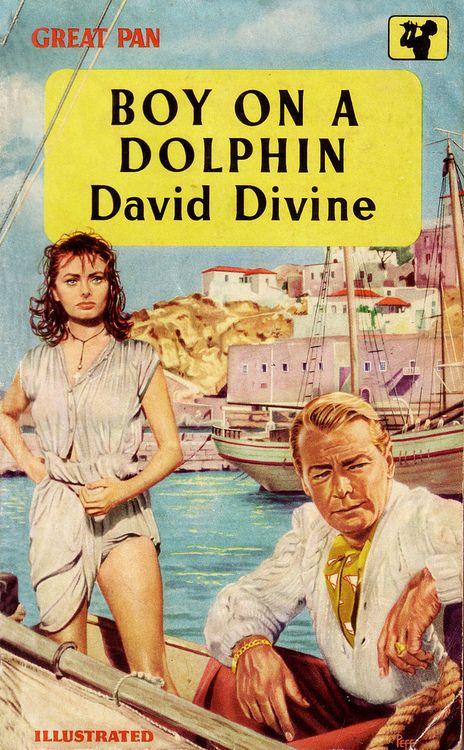 david divine; boy on a dolphin(1957)