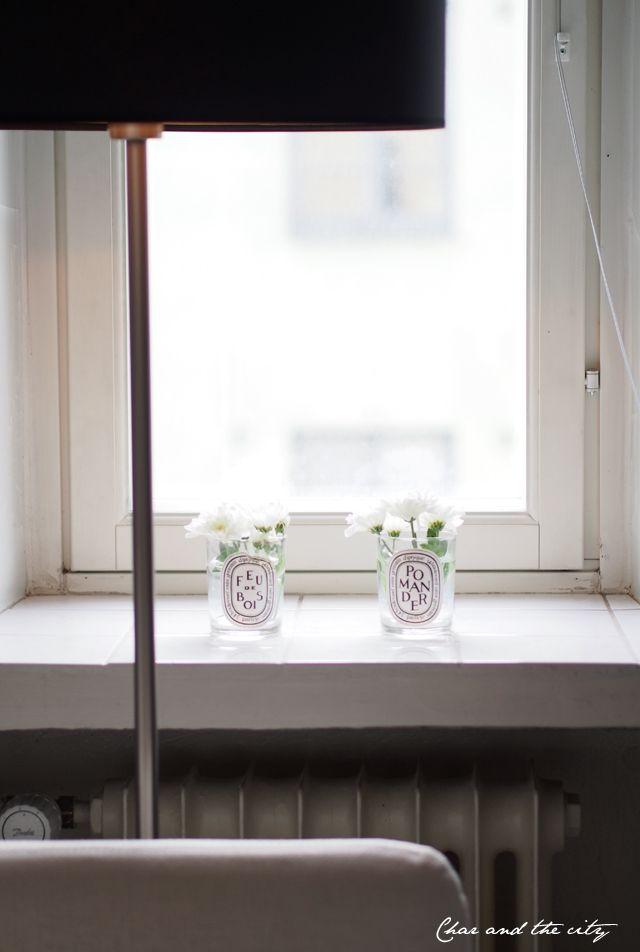Livingroom window: http://divaaniblogit.fi/charandthecity/2014/04/06/arkielamaa/