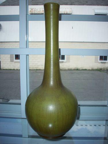 Royal Haeger Vase 1919 Style Made In Usa Green Estate Sale Finds