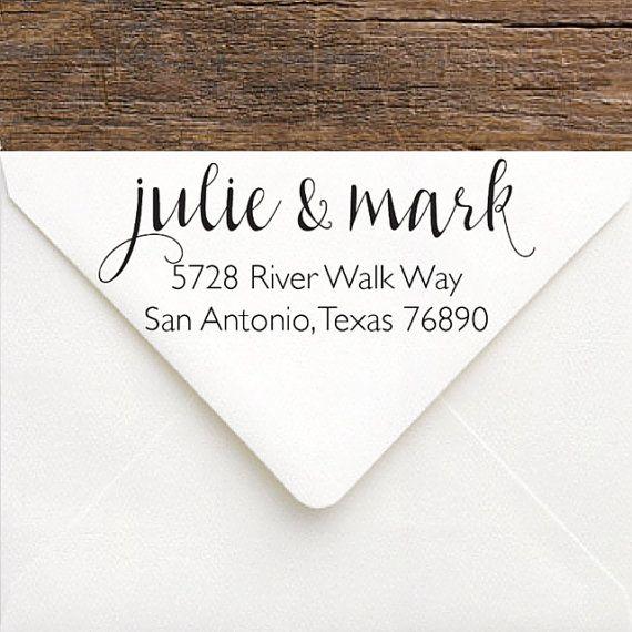 love this custom wedding