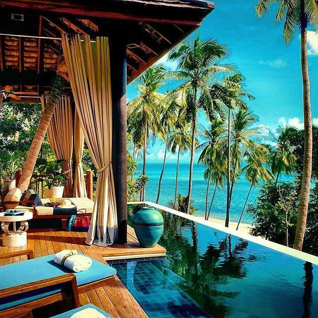 Four Seasons Resort Koh Samui, Thailand ⠀ Photography by