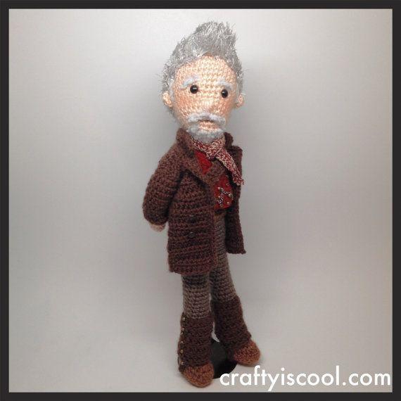 PDFs Mega Set of 14 - All 12 Doctors Who Time Travel plus War Doctor TARDIS Crochet Amigurumi doll dolls PATTERNS Doctor plus Police Box #12doctor MEGA Set of 14 All 12 Doctors Who Time by craftyiscoolcrochet #12doctor