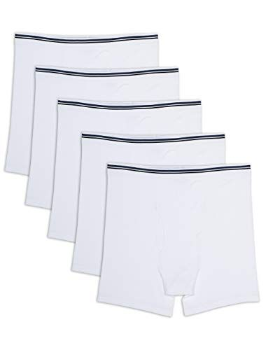 Essentials Mens Big /& Tall 5-Pack Tag-Free Boxer Briefs fit by DXL