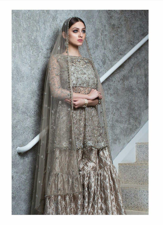 Pakistani couture by Zara Shahjahan | Pakistani couture | Pinterest ...