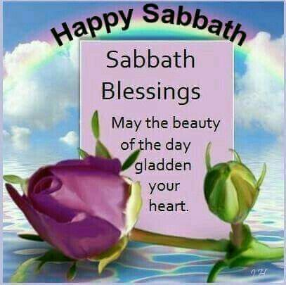 The Sabbath |