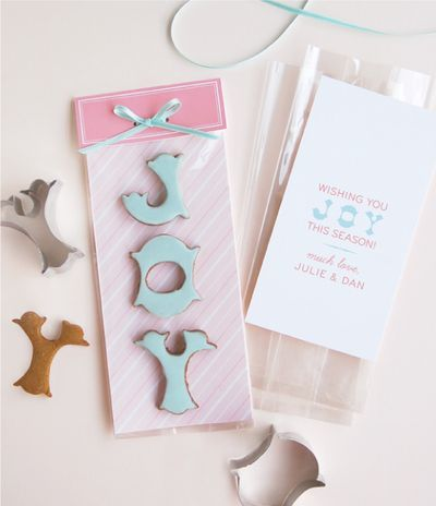 Cute cookie gift