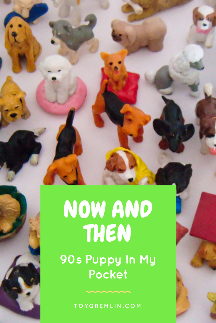 Puppy In My Pocket Now And Then A Look At How This 90s Toy Has Changed Throughout The Years Nostalgic Toys My Pocket Childhood
