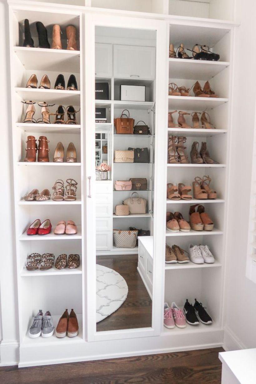 51 Bags Closet Ideas For Women Closet Decor Closet Renovation Closet Bedroom