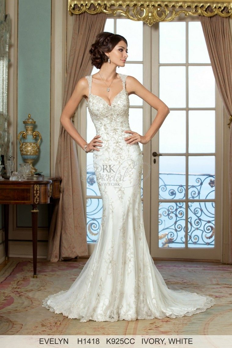 Kitty chen spring style evelyn wedding dresses round