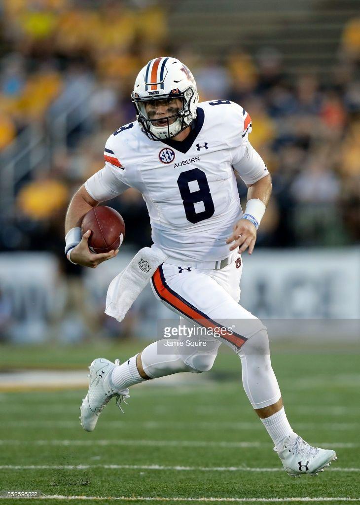 News Photo Quarterback Jarrett Stidham Of The Auburn Tigers War Eagle Auburn Auburn Auburn Tigers