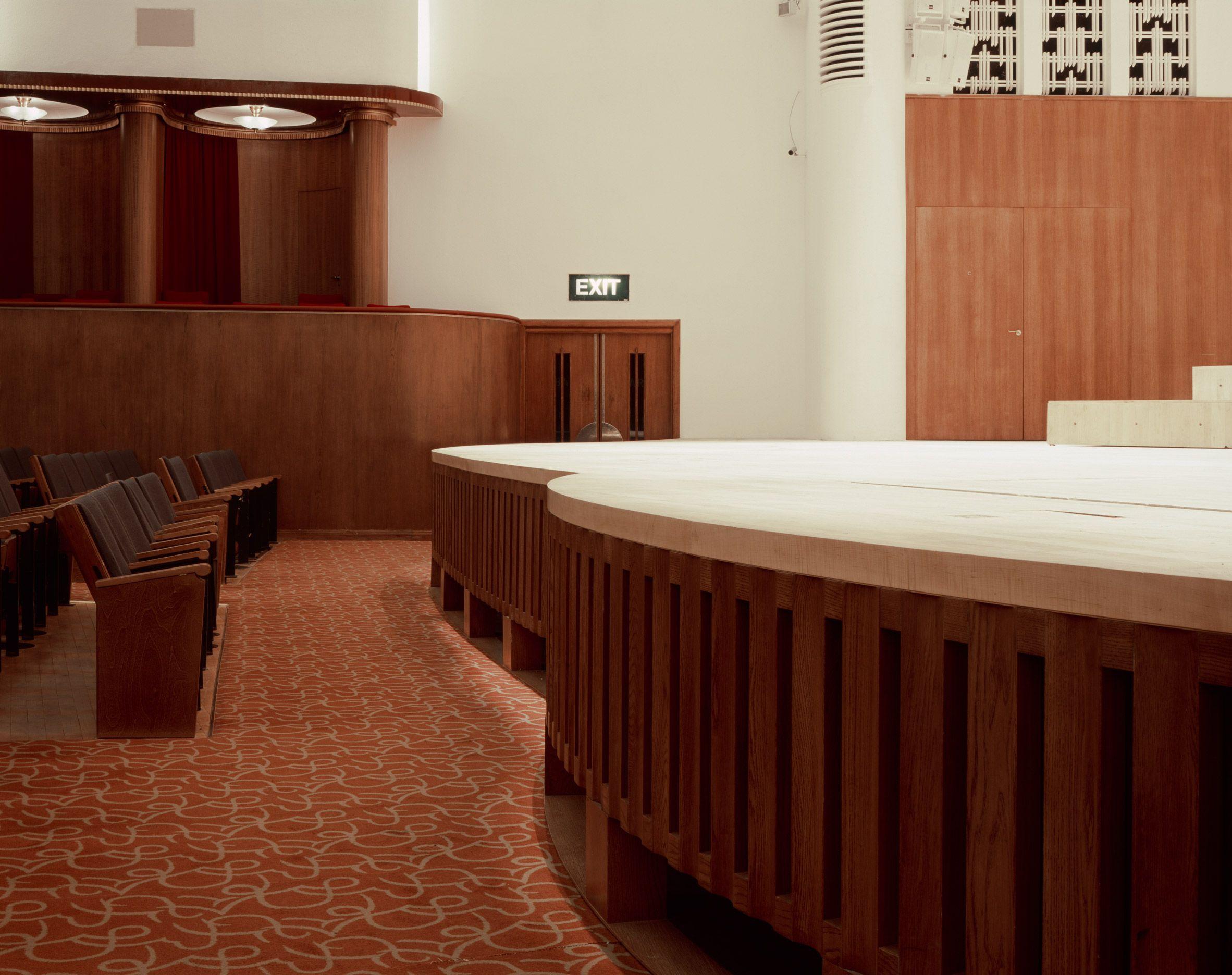 Liverpool Philharmonic Refurbishment By Caruso St John Interior  # Muebles Loverpool