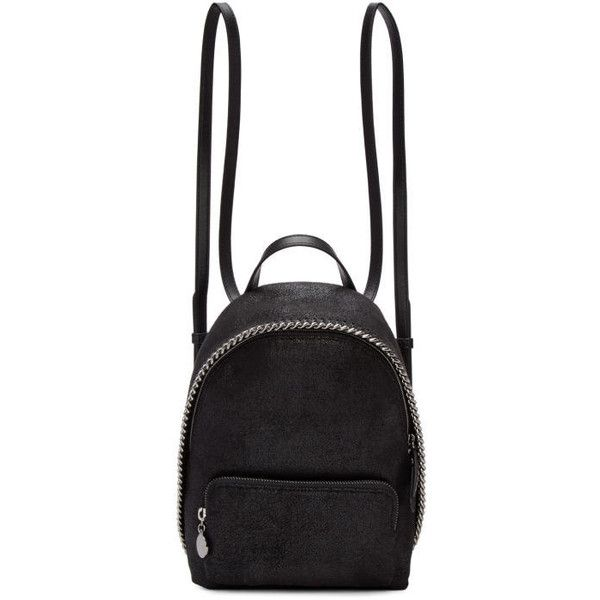 Buy Cheap Authentic Shopping Online With Mastercard small zipped backpack - Black Stella McCartney Clearance Top Quality nc6T1aIZhJ