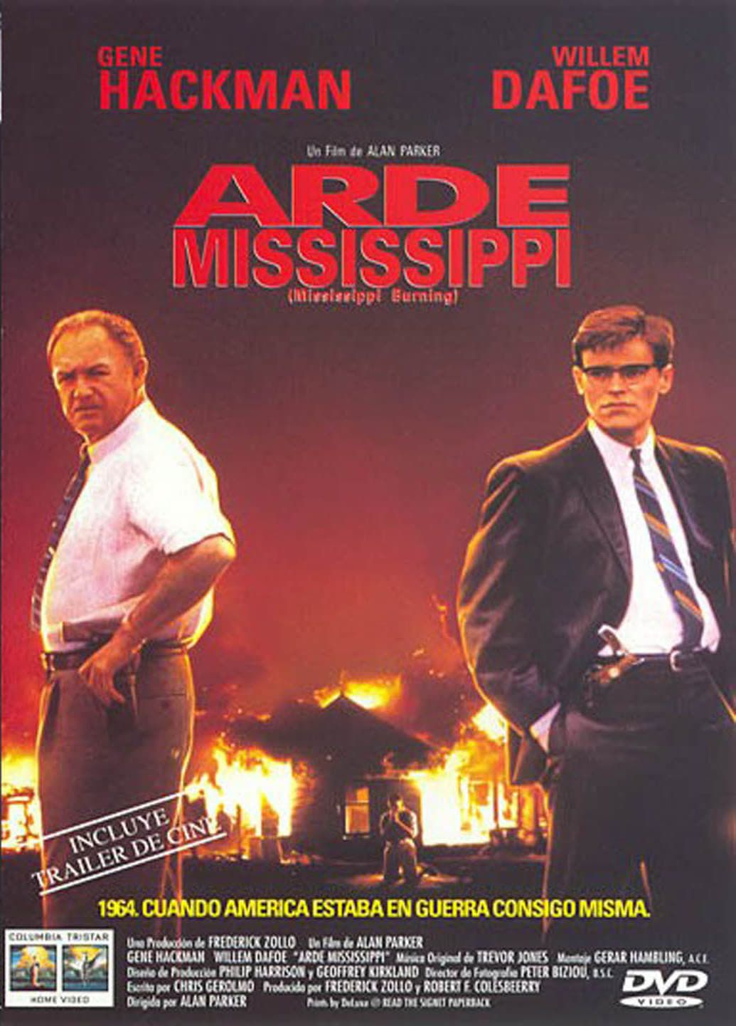 mississippi burning vostfr
