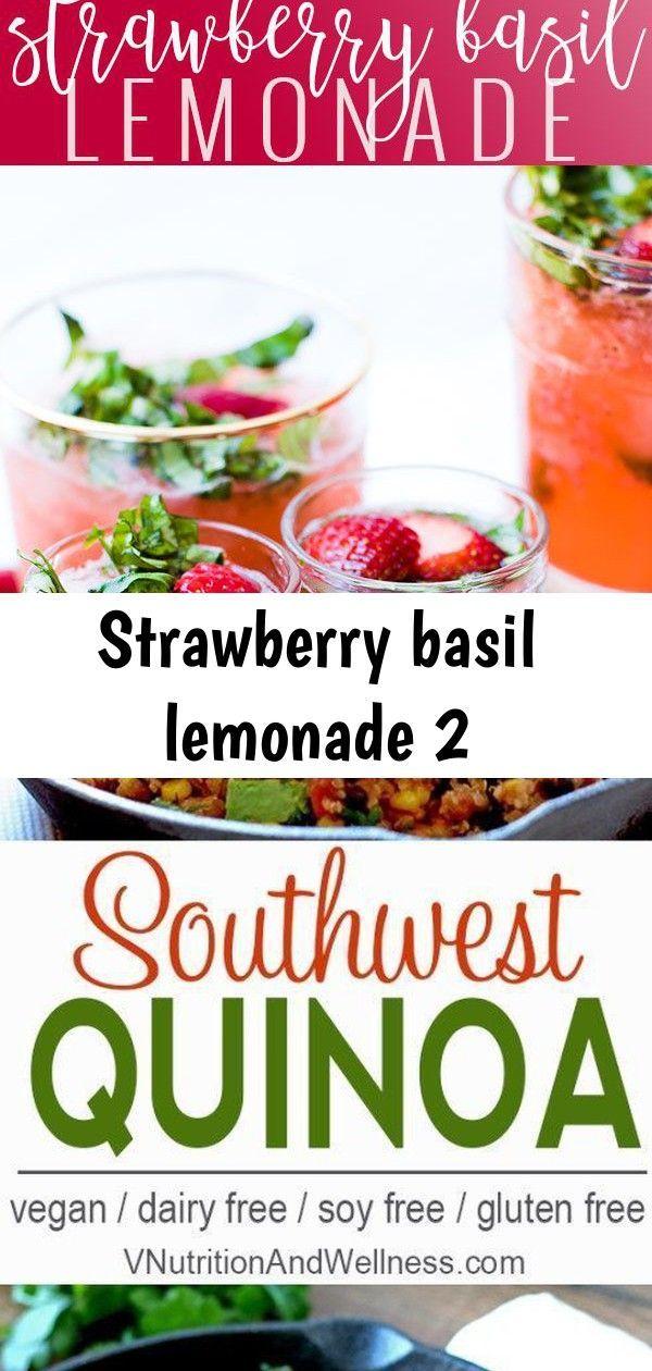 Strawberry basil lemonade 2 #flavoredlemonade Strawberry Basil Lemonade | summer drink recipes | drinks with basil | homemade lemonade recipes | fruit lemonade recipes | flavored lemonade || Oh So Delicioso #recipe #drinks #summerdrinks #summerrecipe #lemonade #fruitlemonade #flavoredlemonade #basil #ohsodelicioso Southwest Quinoa | This easy to make southwest quinoa can be ready in under 30… Fresh Strawberry Bread! Tis fresh strawberry quick bread is so easy to make and so delicious. It's per #basillemonade