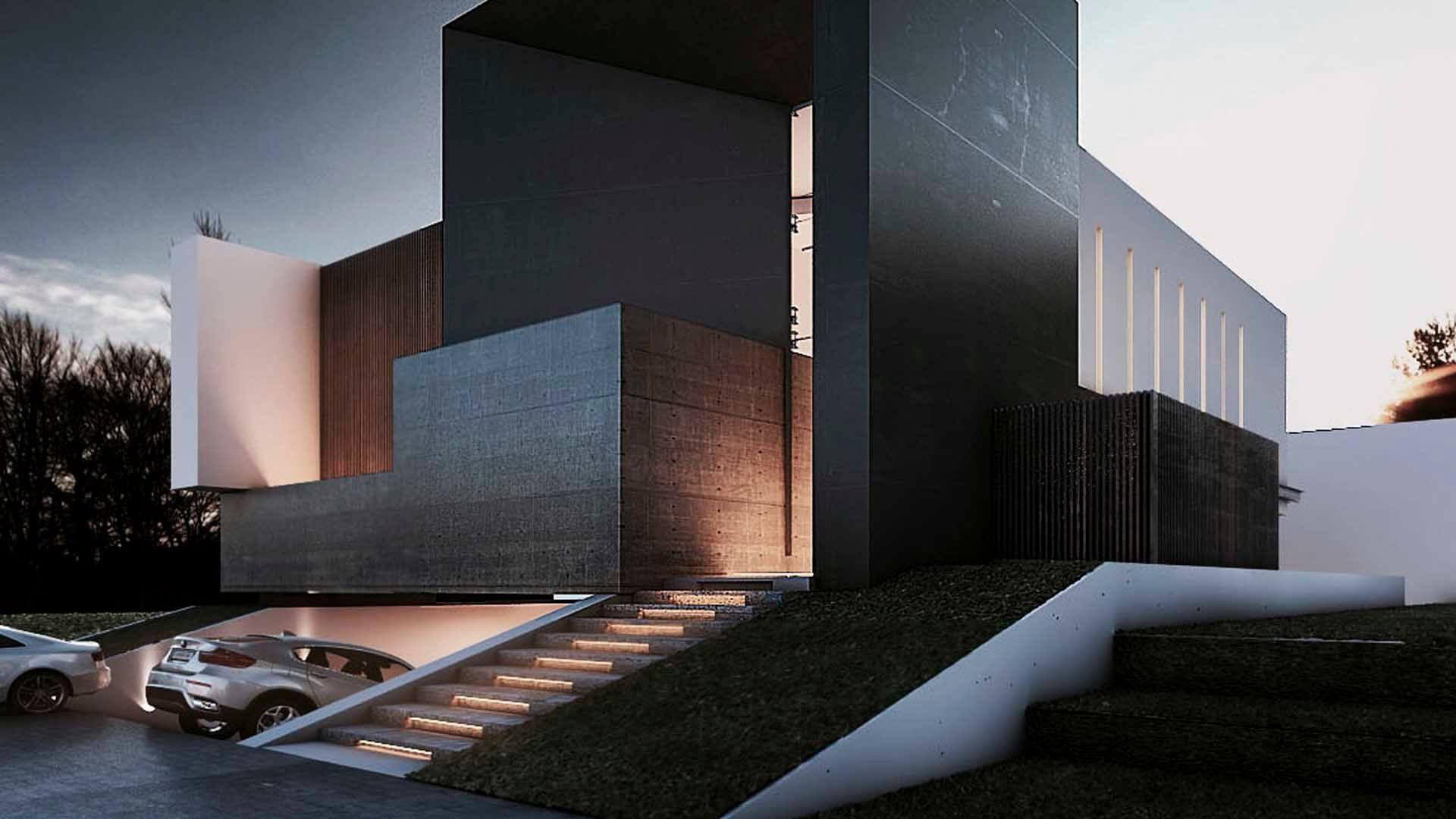 Proyectos creato casa terra arquitectura en la piel for Arquitectura moderna casas