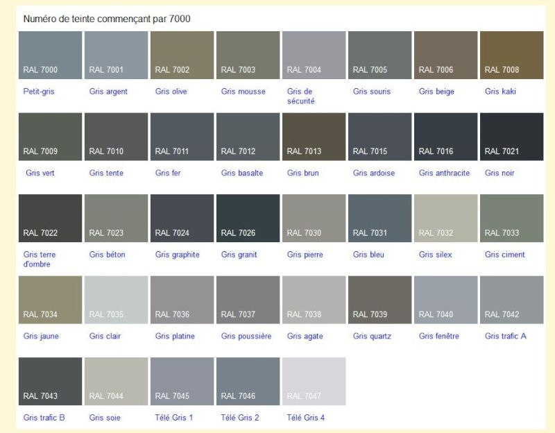 Pin By Poly On Colores In 2019 Ral Colours Grey Doors House Colors