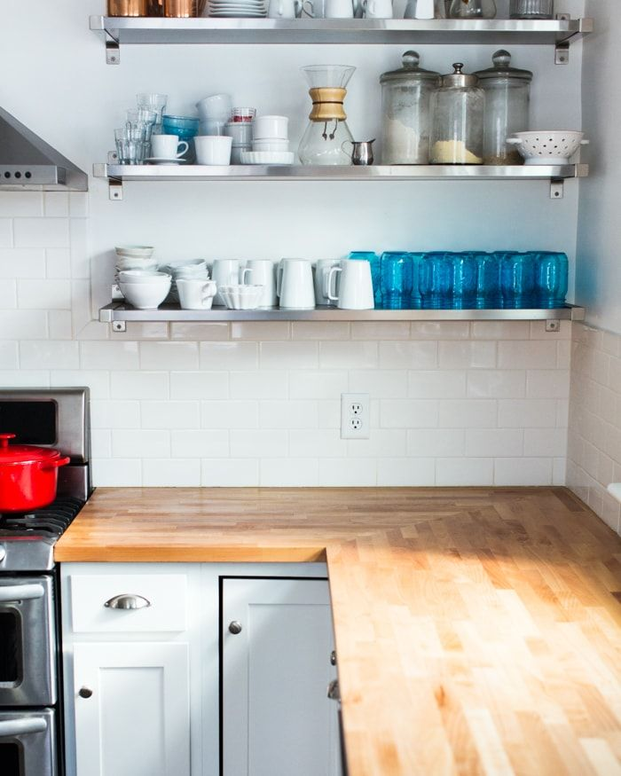 Step By Instructions On How To Take Care Of Butcher Block Countertops Added