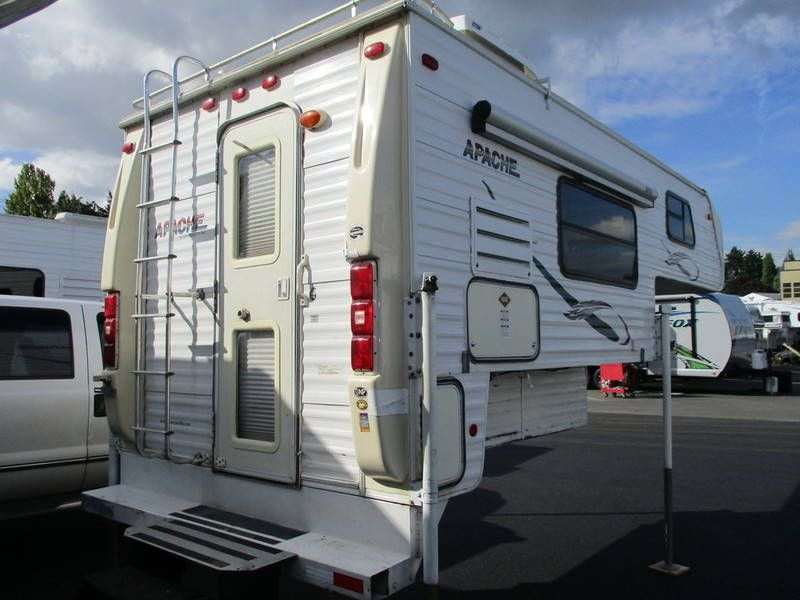 2003 Sun Valley Apache 9 55g For Sale Happy Valley Or Rvt Com Classifieds Truck Camper Sun Valley Happy Valley