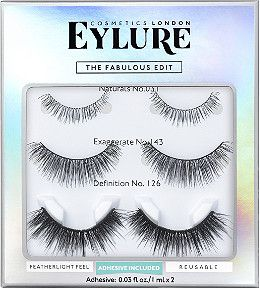 c133f1121ac The Fabulous Edit Lash Set by Eylure is everything you didn't know you  needed