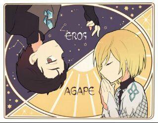 Imágenes Yuuyu - Eros and Agape.