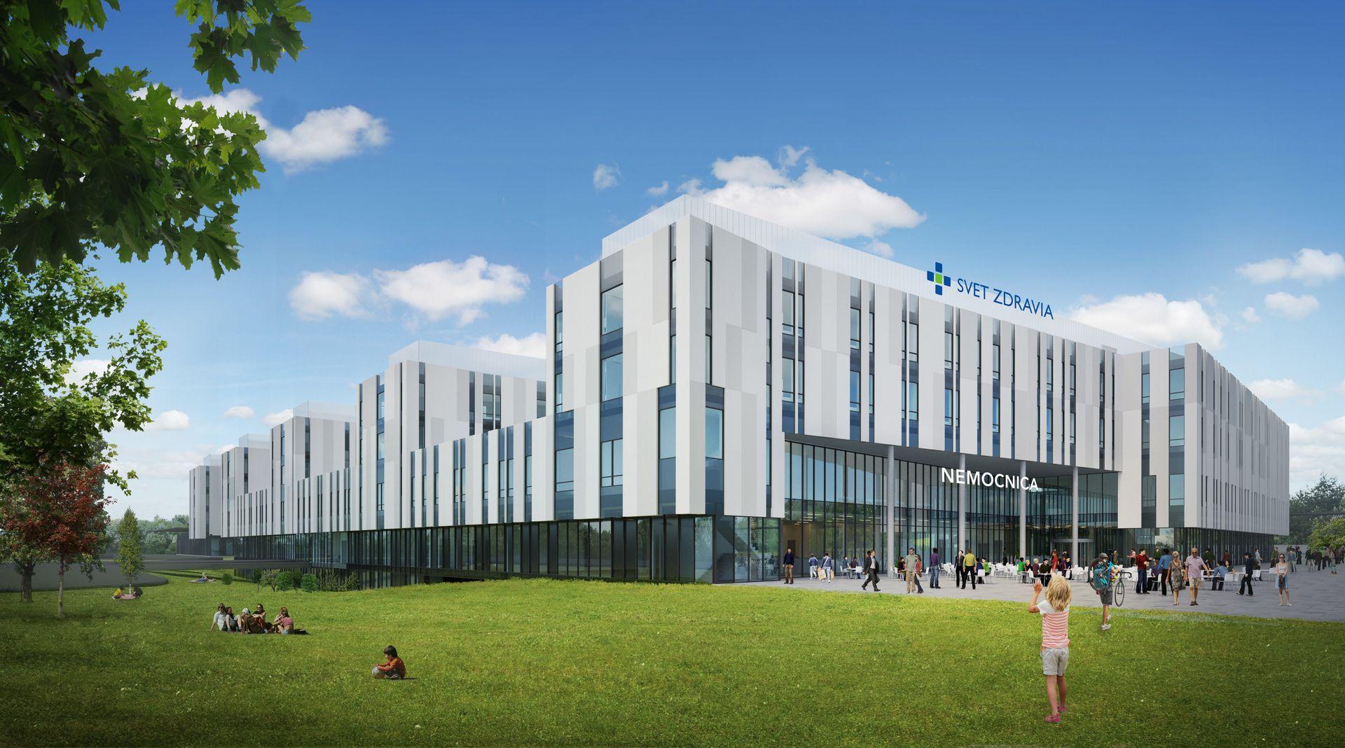 Na Slovensku čoskoro vyrastie nemocnica, o akej sa pacientom mohlo doteraz len snívať. Nepostaví ju štát, ale súkromný investor, spoločnosť Svet zdravia, ktorá patrí pod skupinu Penta. Investor sľubuje, že nové zariadenie bude pre všetkých pacientov bez rozdielu.