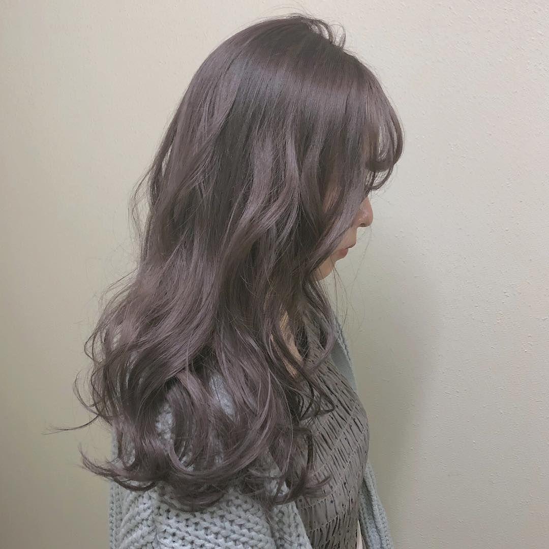 明るめも暗めもcuteな髪色で 2019年夏のトレンドヘアカラーランキングを発表します ヘアカラー 髪 色 トレンドヘアカラー