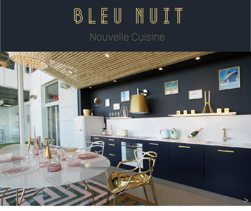 Fabricant Italien De Cuisine accueil/cuisine bleu nuit   petit stockage de cuisine