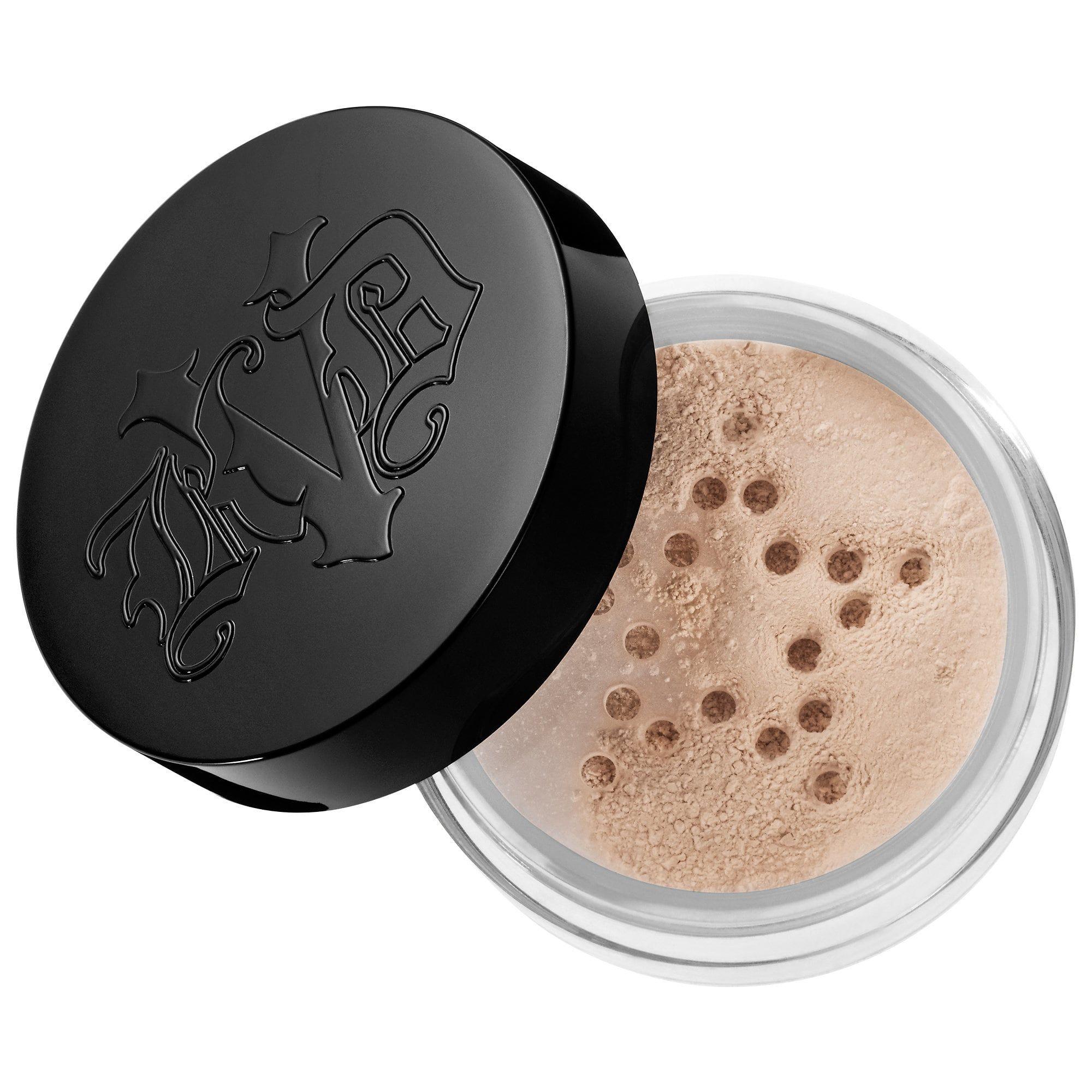 Pin By Savy Leon On Makeup In 2020 Setting Powder Powder Makeup Kat Von D Makeup