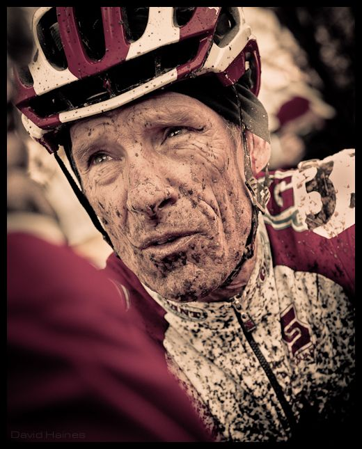 Ned Overend by David Haines