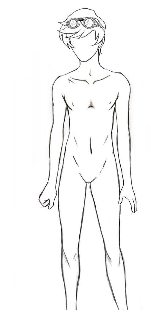 Resultado De Imagen Para Anime Boy Full Body Tips Para Dibujar