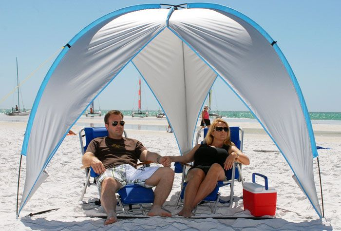 Canopy & tripod beach canopy need this for when we take our leprichan to ...