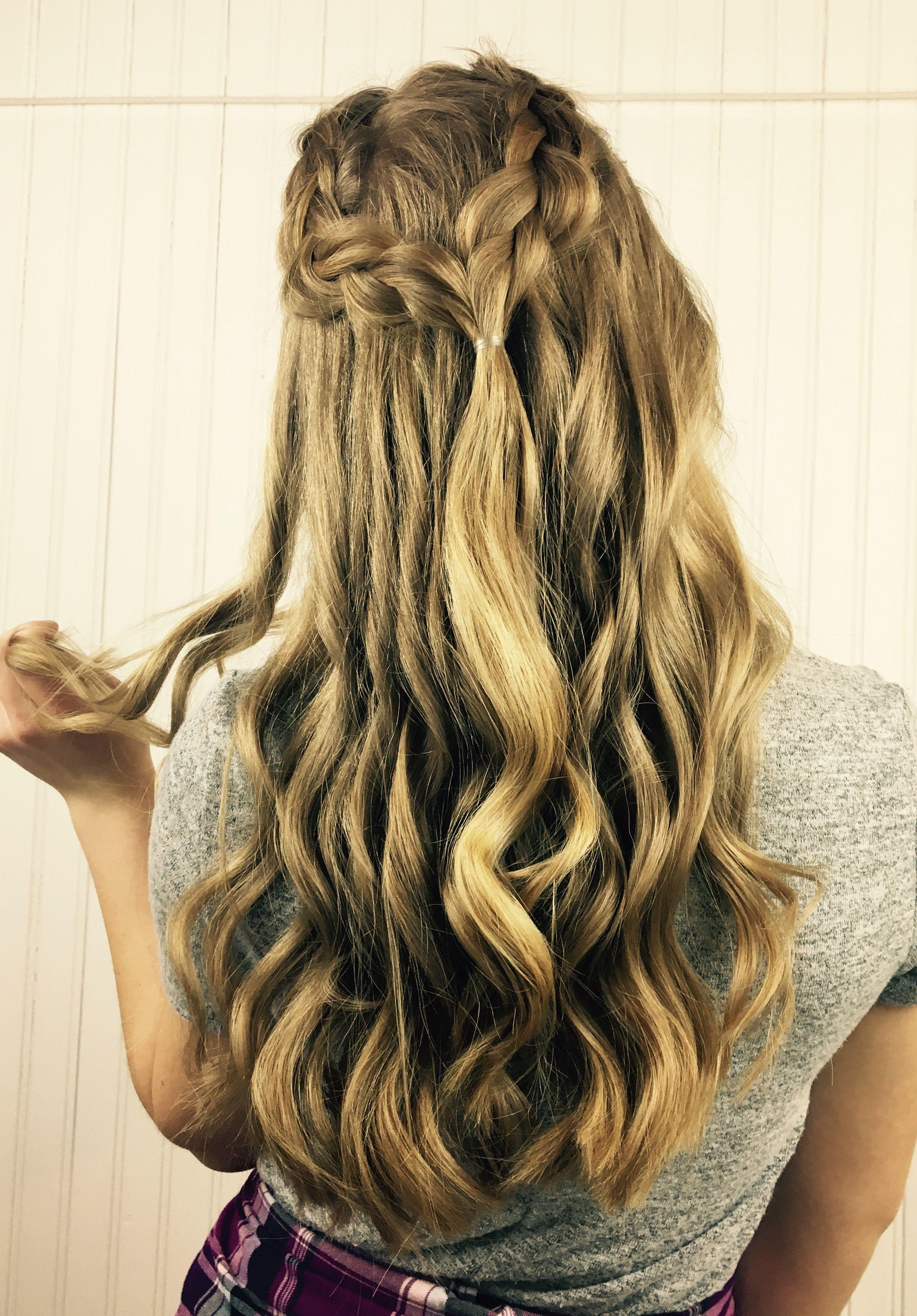 easy braided hairstyle  hair styles braided hairstyles