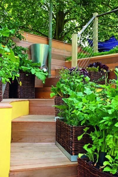 wooden vegetable container gardening ideas 22 fabulous container garden design ideas for beautiful balconies