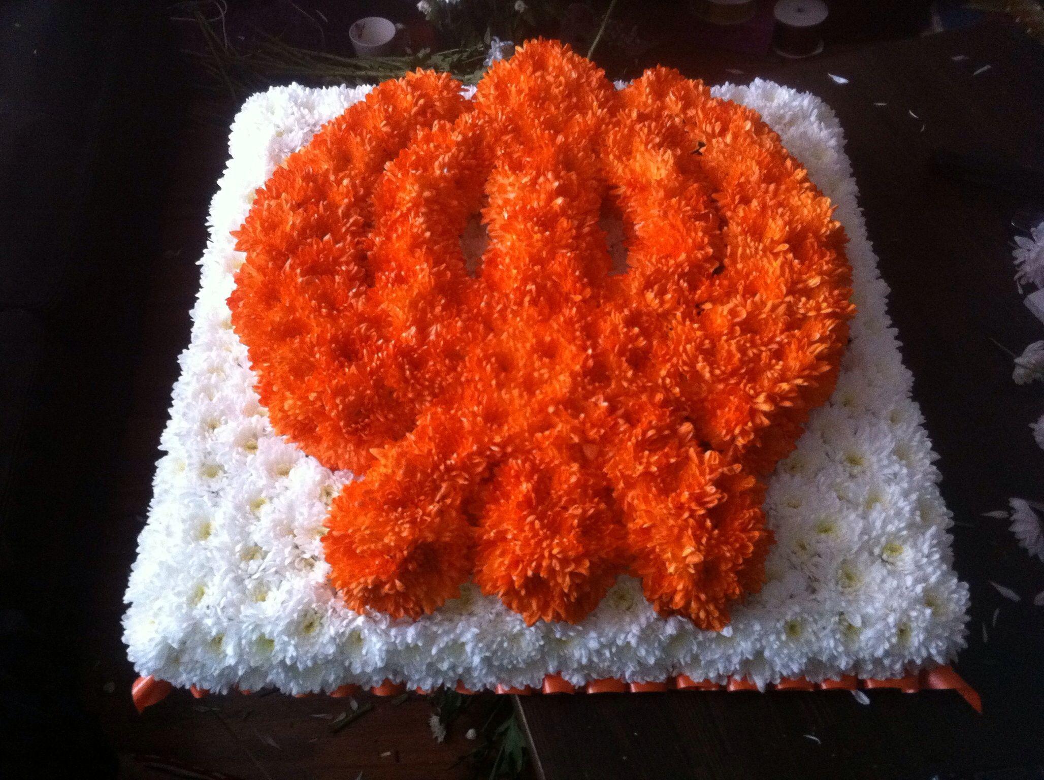 Khanda sikh pinterest funeral flowers funeral flowers izmirmasajfo