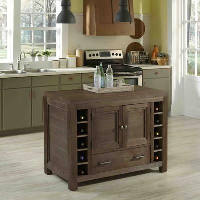 Home Styles   Barnside Kitchen Island     Home Depot Canada