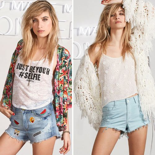 Amazing Tabatha Jeans Primavera Verano 2016