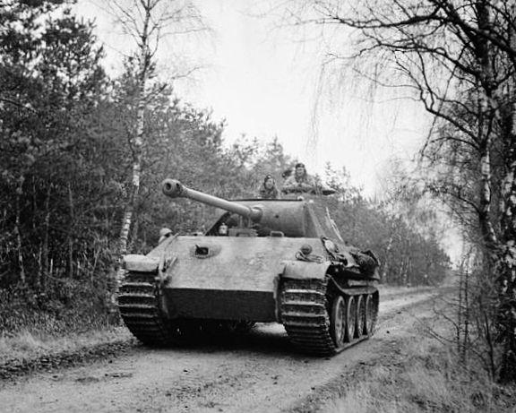 Panther Tank (Panzer V)