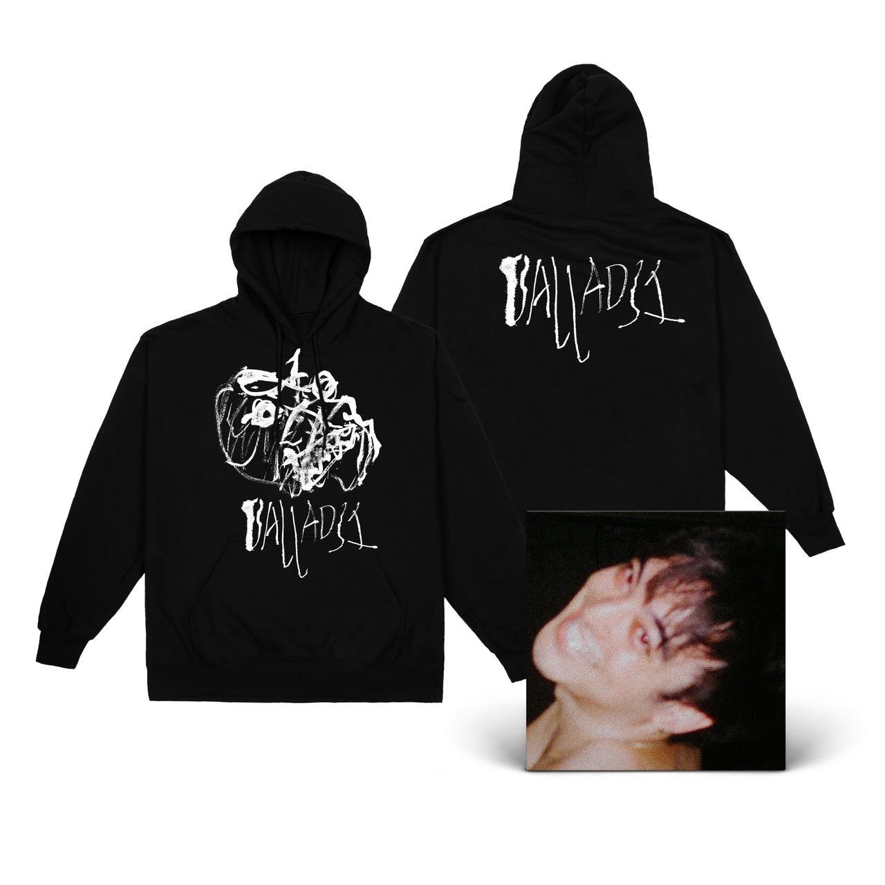 Joji F Ckface Hoodie Digital Album Hoodies Sweatshirts