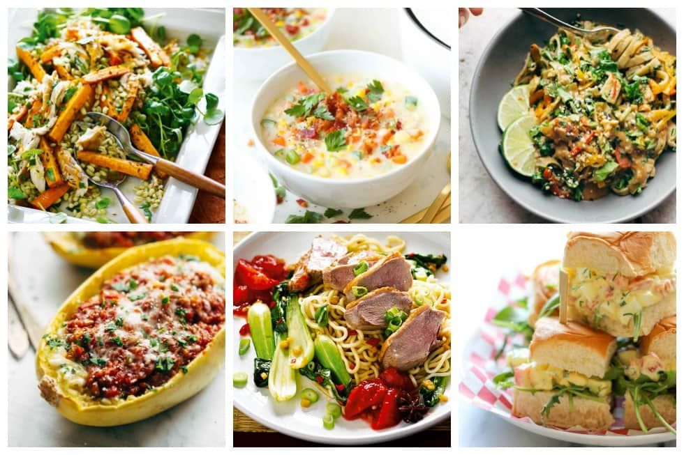 20 healthy meals that are perfect for one meals pizzas and meat 20 healthy meals that are perfect for one forumfinder Image collections
